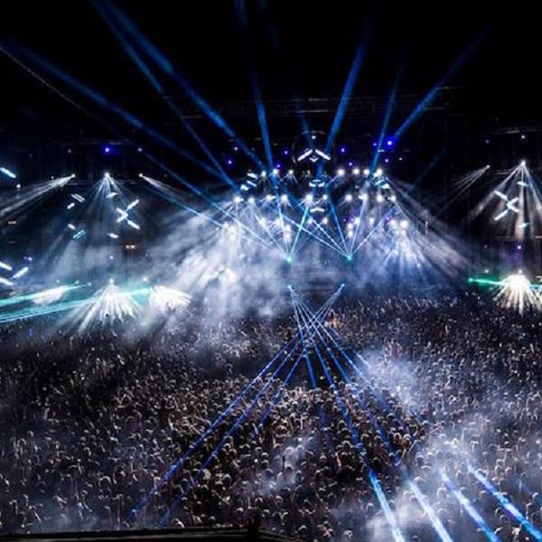 Dreambeach Villaricos est un immense festival de musique électronique