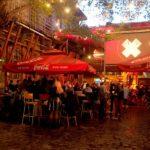 Fogaz Budapest, ruin bar