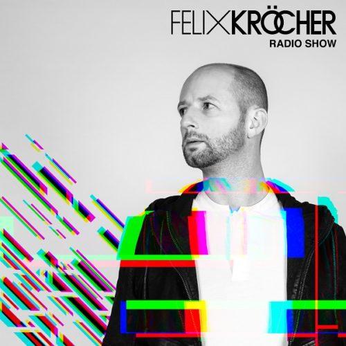 Felix Krocher présente son émission hebdomadaire